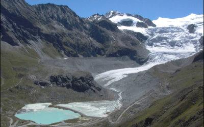 3.3 Les dépôts glacio-lacustres