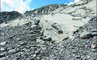 2.2 Les micro-formes d'érosion glaciaire