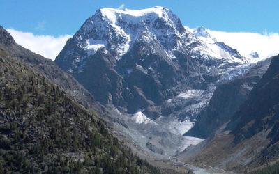1.3 La morphologie des glaciers