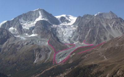 4.5 Les variations des glaciers durant l'Holocène