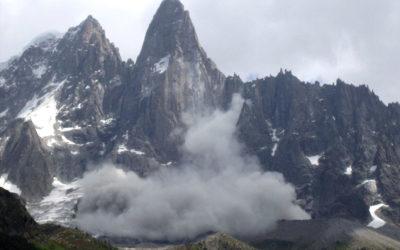 3.1 Caractéristiques des parois rocheuses de haute montagne