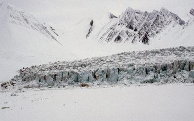 6.1 Les crues glaciaires