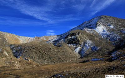 4.5 Variations temporelles du mouvement des glaciers rocheux