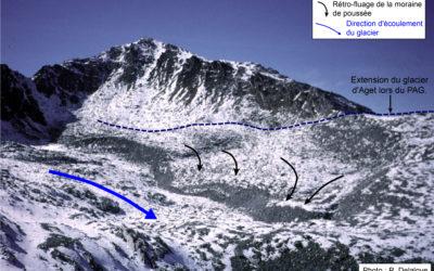 4.9 Interactions entre les glaciers et le pergélisol