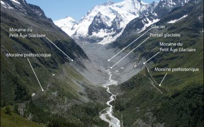 3.2 Les dépôts fluvio-glaciaires
