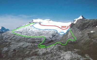 4.7 Glaciers et réchauffement climatique : projections futures