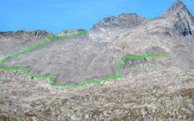 4.8 Conséquences du changement climatique sur l'environnement alpin